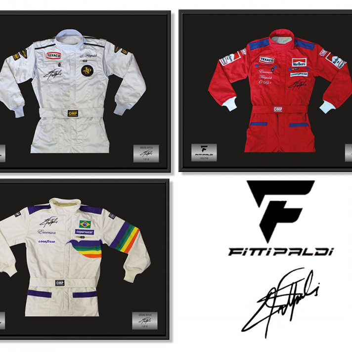 Fittipaldi Replica Suits